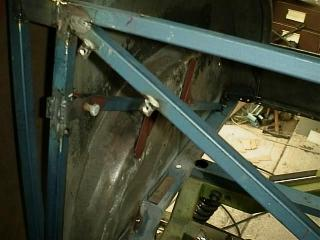 1930 Ford Hotrod Interior Steelout