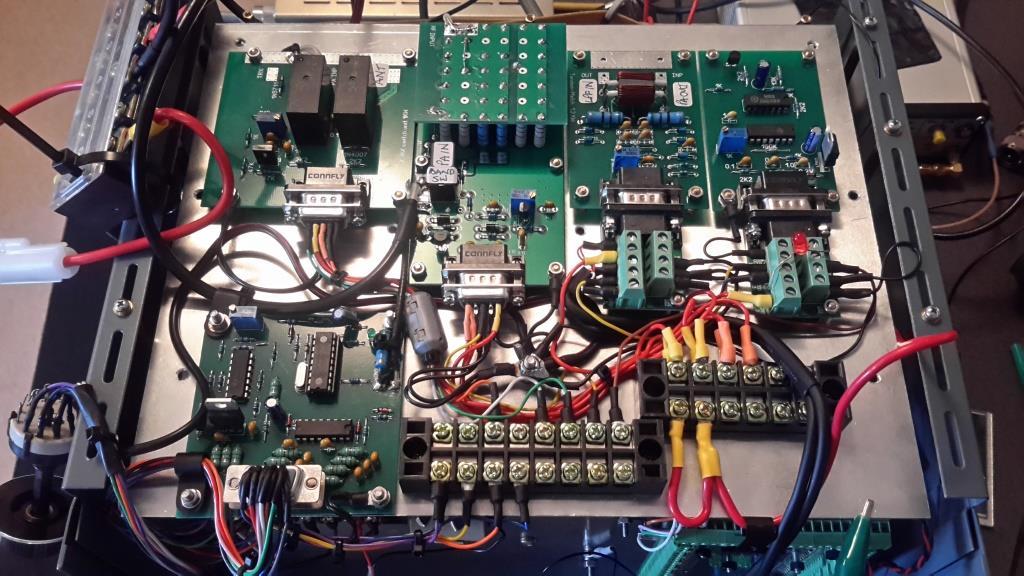 G4LFU's PICASTAR Transceiver